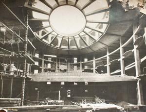 Cinema-Teatro Augusteo, Napoli, 1924-1929